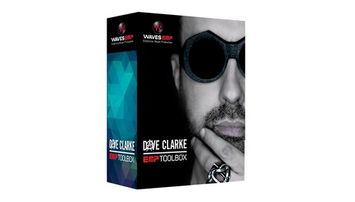 Waves Dave Clarke EMP Toolbox ★Waves Power Your Creativity Sale!8月3日14時まで