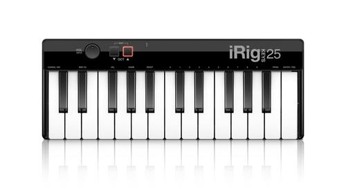 IK Multimedia iRig Keys 25(USBモデル)