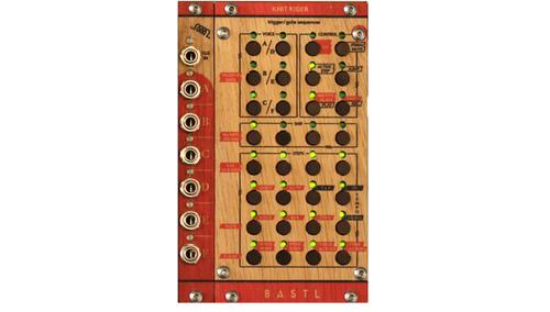 Bastl Instruments KNIT RIDER