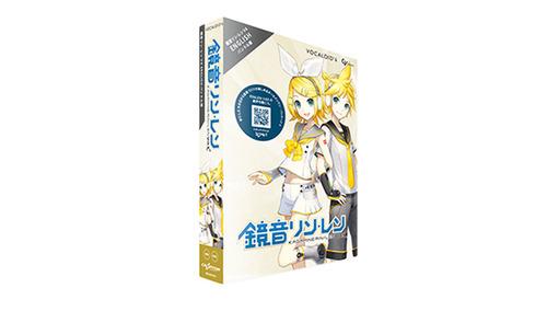 Crypton Future Media 鏡音リン・レン V4X バンドル