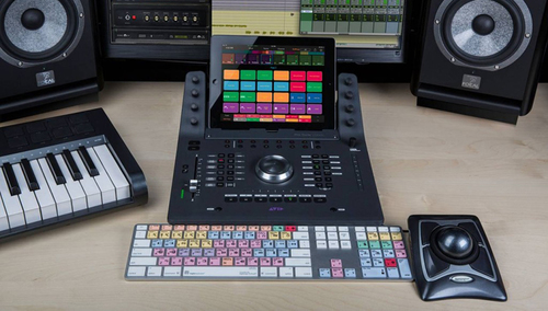 Avid Pro Tools | Dock Control Surface