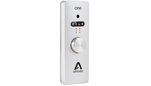 APOGEE ONE ★Apogee Opto-3Aを無償プレゼント!8月31日まで!