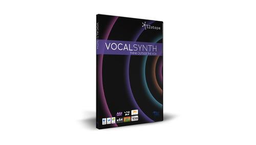 iZotope VocalSynth ★数量限定特価