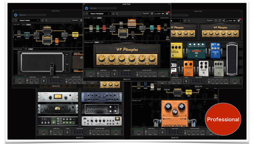 Positive Grid BIAS FX Professional ★Black Friday Sale!28%OFF!