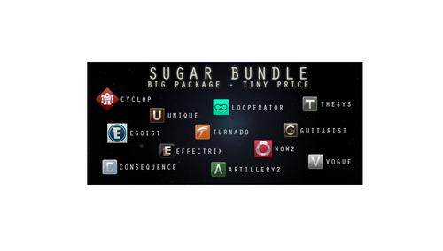 Sugarbytes SUGAR BUNDLE ★2/29まで!大決算セール FINAL!