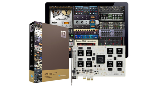 Universal Audio UAD-2 OCTO CORE 箱汚れ品 ★6/19まで!Happy Summer Sale第三弾!