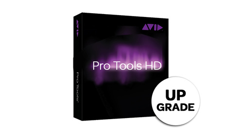 Avid Pro Tools to PTHD Upgrade
