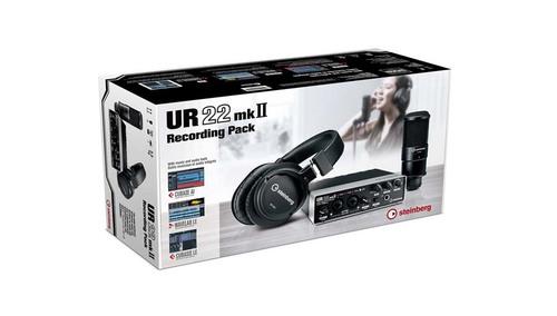 Steinberg UR22mkⅡ Recording Pack