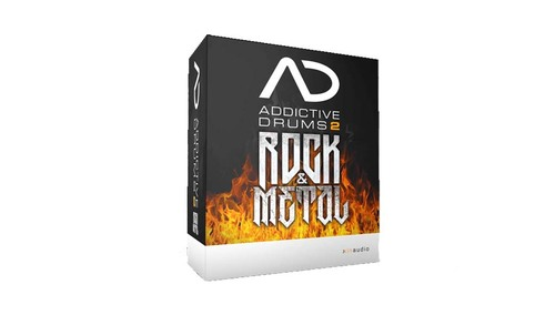 xlnaudio Addictive Drums 2 Rock & Metal Edition(ダウンロード版) ★Addictive Drums 2シリーズが45%オフ特価!在庫限り!