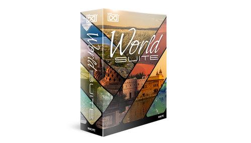UVI World Suite ★数量限定特価!