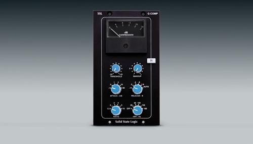 SSL Stereo Bus Compressor Module for 500 Series