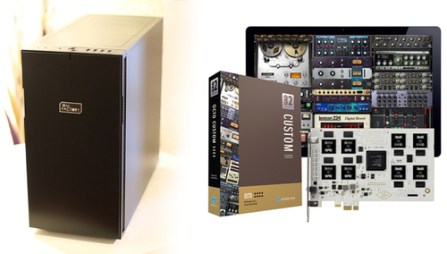 OM Factory ARMSTRONG + UAD-2 OCTO CUSTOM ★UAD2とHDDのアップグレードチャンス!! 残りわずか!