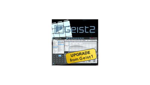 Fxpansion Geist2 Upgrade from Geist