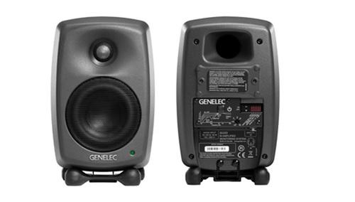 GENELEC 8020DPM ダークグレー (1ペア)