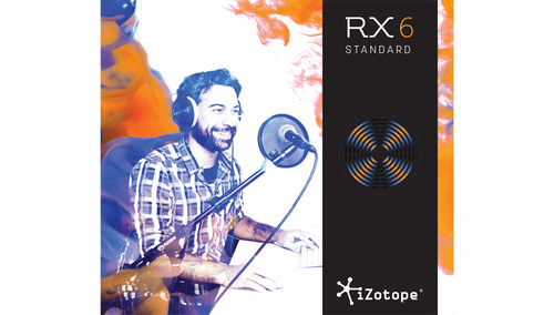 iZotope RX6 Standard