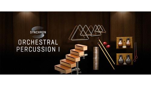 VIENNA SYNCHRON ORCHESTRAL PERCUSSION I