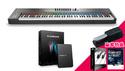 Native Instruments KOMPLETE KONTROL S88 + KOMPLETE 11バンドル! の通販