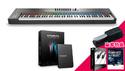 Native Instruments KOMPLETE KONTROL S88 + KOMPLETE 11 ULTIMATE バンドル! の通販