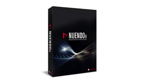 Steinberg NUENDO 8/R ★在庫限りで終了!10への無償アップグレード可能です!