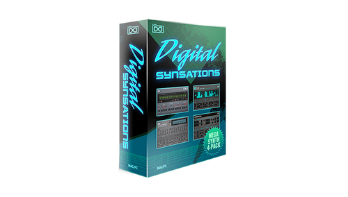 UVI Digital Synsations ★2/29まで!大決算セール FINAL!