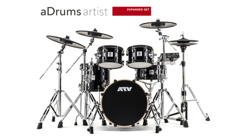ATV aDrums artist EXPANDED SET ★在庫限り特価!