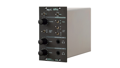 SPL Model 1504 HPm(Headphone Monitoring Amp 500 Series module)