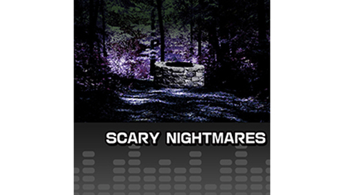 POCKET Sound Effect SCARY NIGHTMARES ★Scary Nightmares納涼価格!40%OFF!2017年8月31日(木)まで