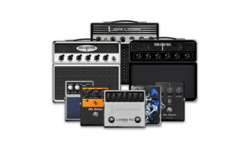Positive Grid BIAS FX Metal Signature Pack ★September Software Promotion!9月30日まで