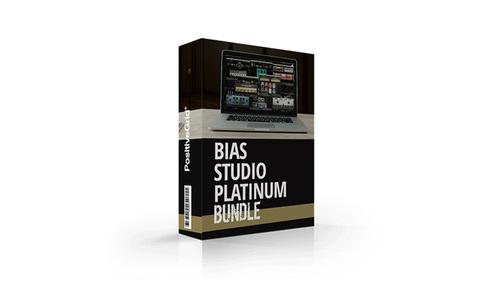 Positive Grid BIAS Studio Platinum