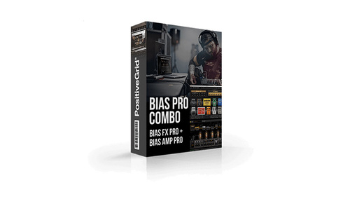 Positive Grid BIAS Pro Combo ★7月19日までPositive Grid Softwareが最大51%OFF!