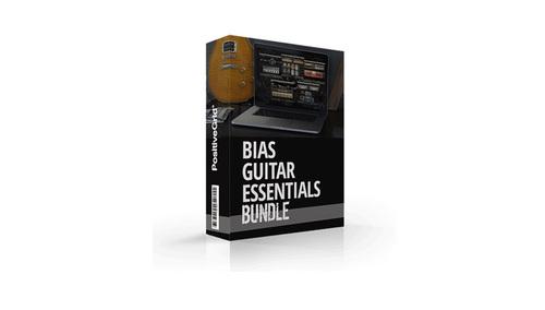 Positive Grid BIAS Guitar Essentials 期間延長★Positive Grid Software Promotion!1月17日まで!