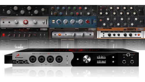 Antelope Audio Zen Studio+