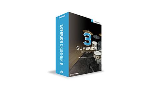 TOONTRACK SUPERIOR DRUMMER 3 / BOX