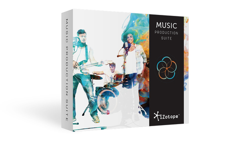 iZotope Music Production Suite ★12/25まで!Best Seller Sale!!