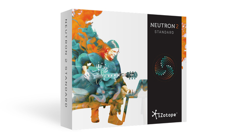 iZotope Neutron 2 Standard ★在庫限り特価!