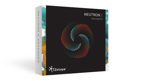 iZotope Neutron 2 Advanced ★在庫限り特価!