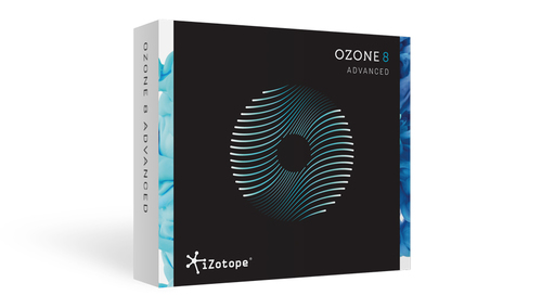 iZotope Ozone 8 Advanced ★Holidayキャンペーン 2019年1月7日まで!
