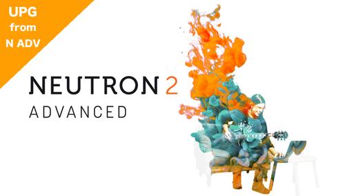 iZotope Neutron ADV to Neutron2 ADV UPG