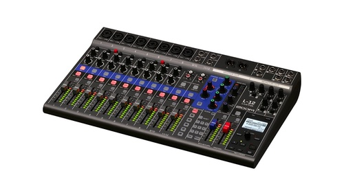 ZOOM Live Track L-12