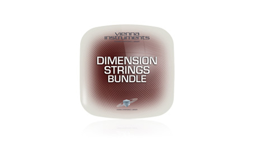 VIENNA DIMENSION STRINGS BUNDLE ★Vienna ストリングス音源20%OFF!10月31日まで!