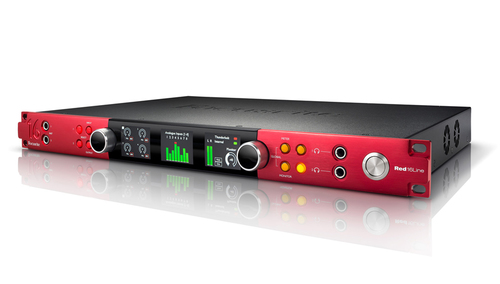 Focusrite RED 16 Line ★Forcusrite:All Access for Red プロモーション!