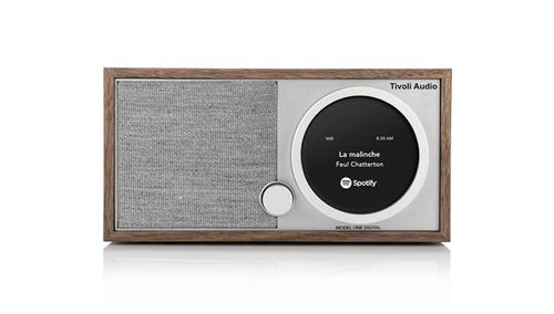 Tivoli Audio Model One Digital ウォールナット/グレー