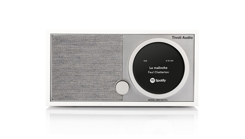 Tivoli Audio Model One Digital ホワイト/グレー