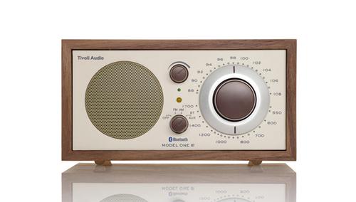 Tivoli Audio Model One BT クラッシック・ウォールナット/ベージュ