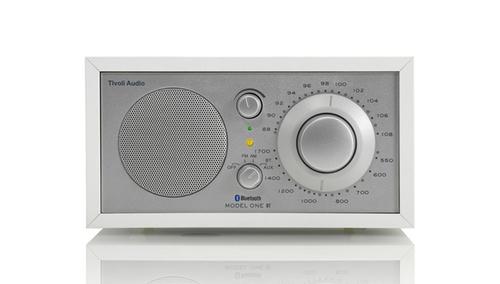 Tivoli Audio Model One BT ホワイト/シルバー