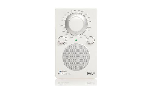 Tivoli Audio PAL BT ホワイト/ホワイト
