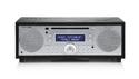 Tivoli Audio MUSIC SYSTEM BT ブラック/シルバー ★大決算ブランド市 第1弾!クーポンコード利用で更に15%OFF!の通販