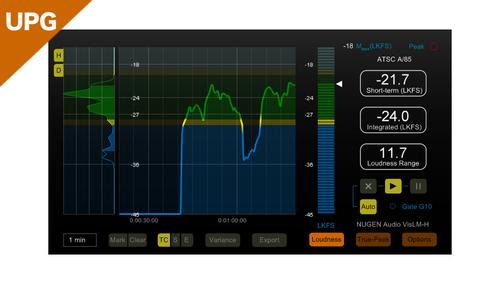NuGen Audio VisLM-H 2 Upgrade from VisLM-C