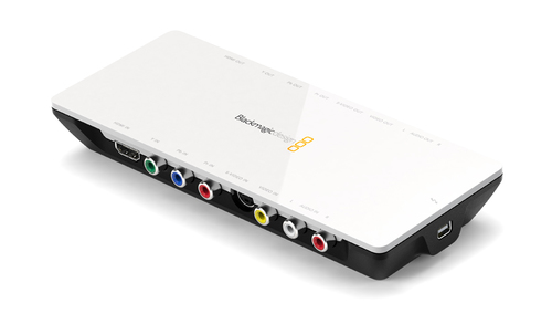 Blackmagic Design Intensity Shuttle Thunderbolt