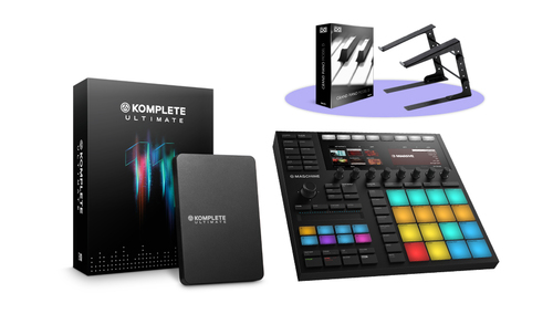 Native Instruments MASCHINE MK3 + KOMPLETE 11 ULTIMATEバンドル! ★Thanksgiving XXLキャンペーン特別バンドル